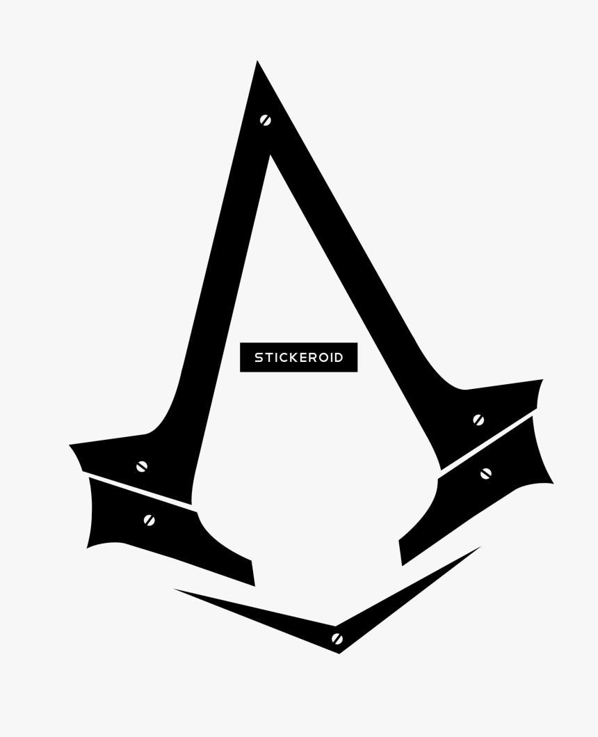 """Assassin""""s Creed Syndicate Png - Assassin's Creed Logo Transparent, Png Download, Free Download"""