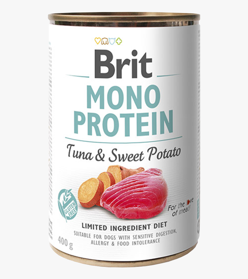 Brit Care Can Mono Protein, HD Png Download, Free Download