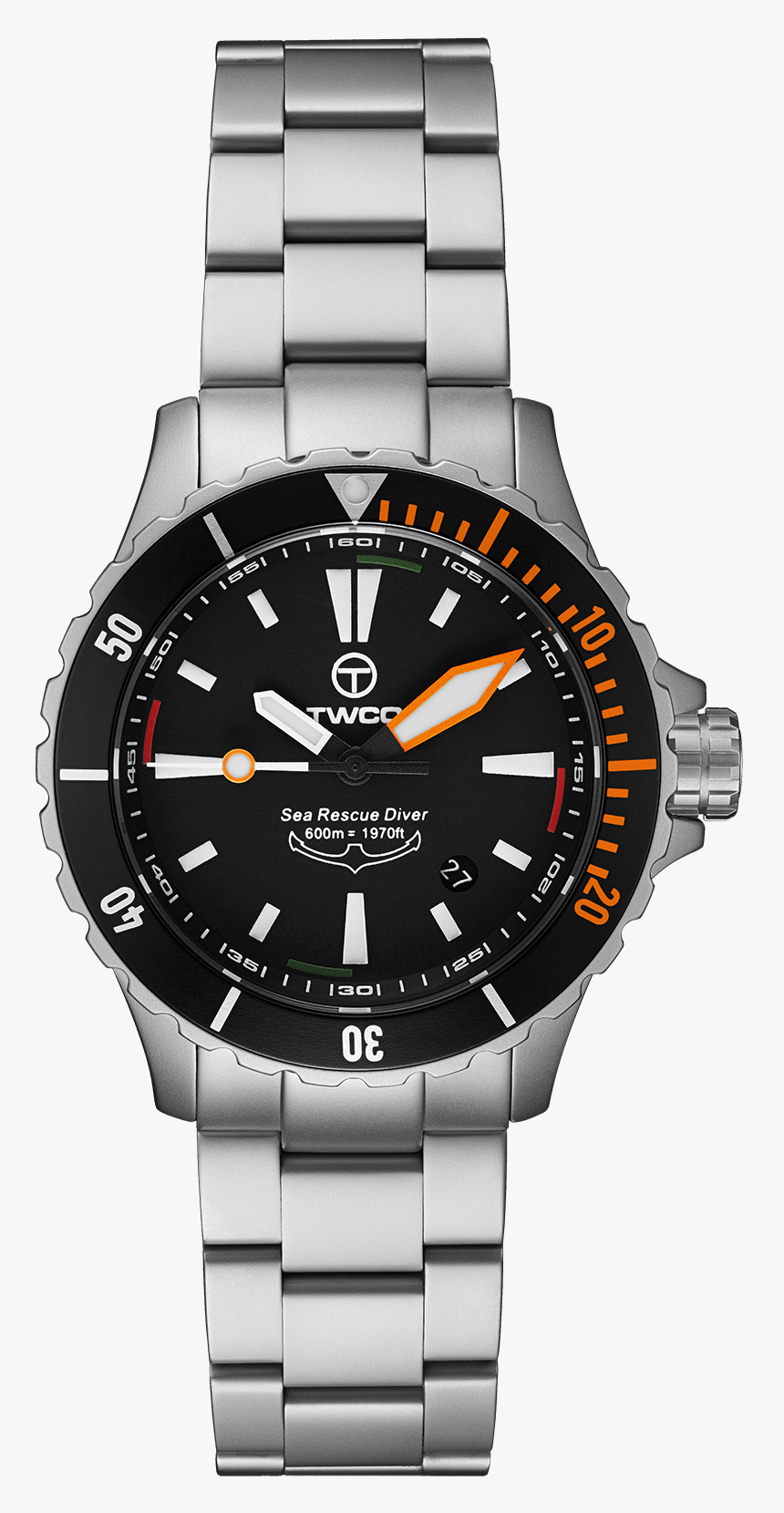 Sea Rescue Diver Watch, HD Png Download, Free Download