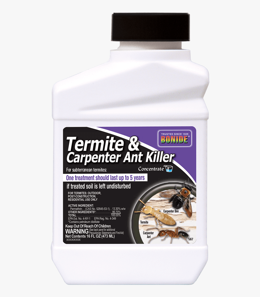 Termite & Carpenter Ant Control Conc - Mosquito, HD Png Download, Free Download