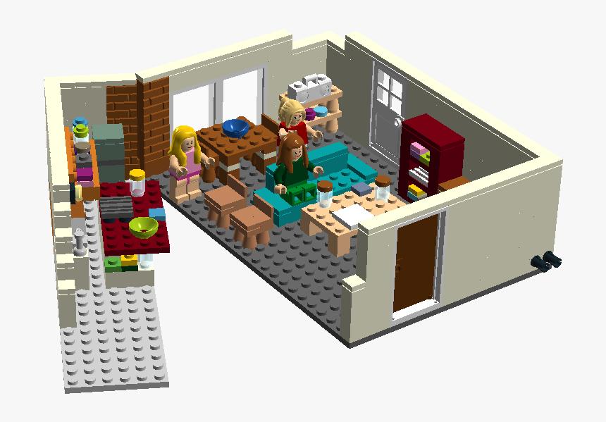 Lego Penny Big Bang Theory, HD Png Download, Free Download