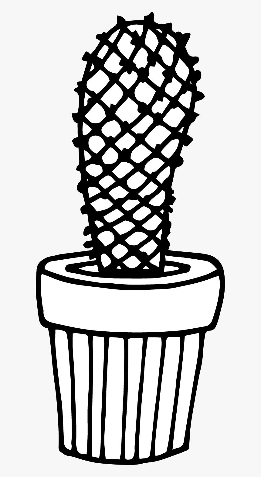 Cactaceae Succulent Plant - Cactus, HD Png Download, Free Download