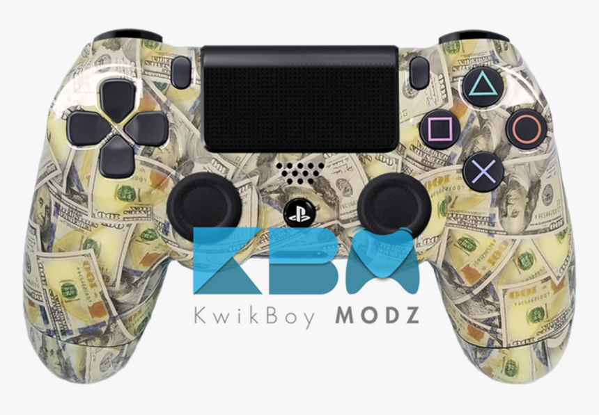 Rose Gold Girly Ps4 Controller, HD Png Download, Free Download