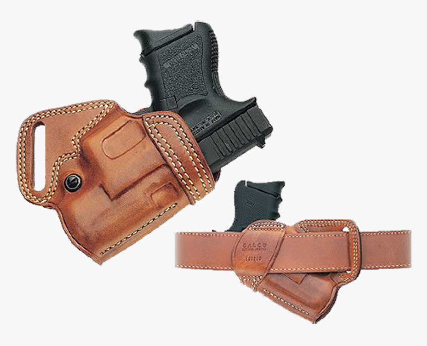 Galco Holster Sob Glock 26, HD Png Download, Free Download