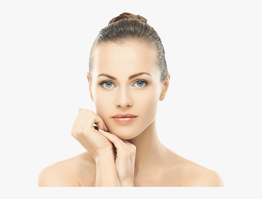 Beautiful Girl After Receiving A Facial At Ormond Massage Face Care Hd Png Download Kindpng