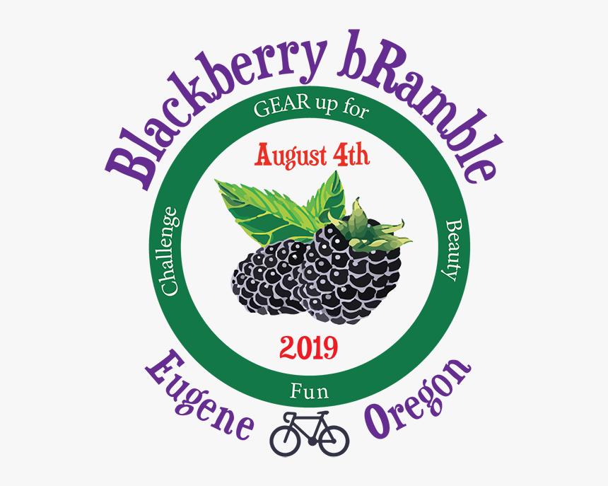 Blackberry Bramble Logo - Speak English, HD Png Download, Free Download