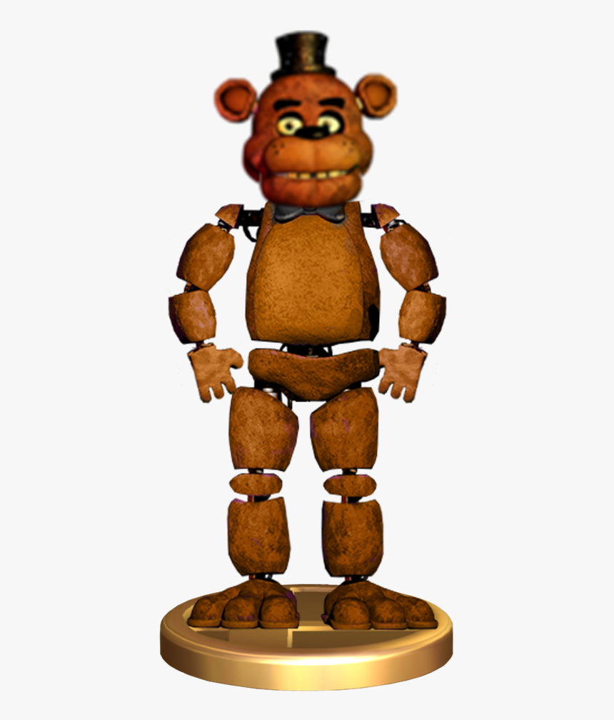 Freddy Fazbear Png - Five Nights At Freddy's Freddy, Transparent Png, Free Download