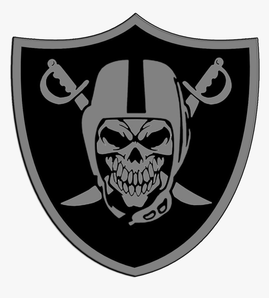 Oakland Raiders Logo Hd Png Download Kindpng