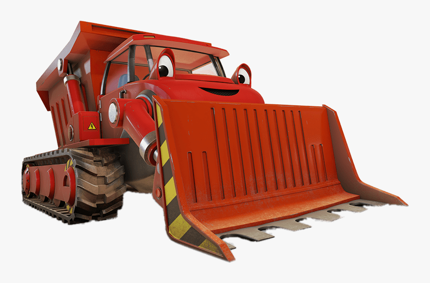 Bob The Builder Muck - Muck Bob The Builder Characters, HD Png Download, Free Download