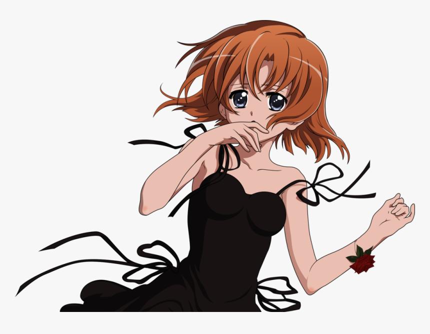 Higurashi No Naku Koro Ni Rena Render Png Download Higurashi Rena Png Transparent Png Kindpng