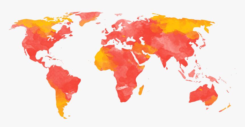 T Tudelft 2017 World Map Adjusted \