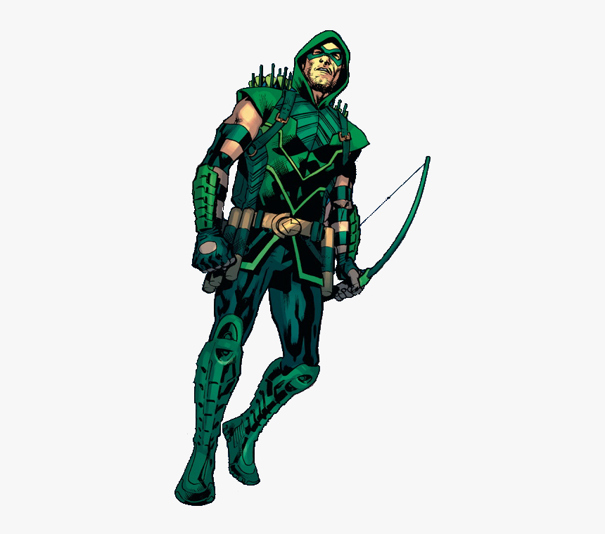 Thumb Image - Green Arrow Dc Png, Transparent Png, Free Download