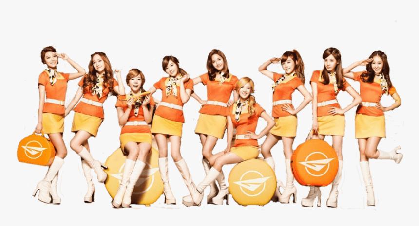 Girls Generation Png Image - Girls & Peace Girls Generation, Transparent Png, Free Download