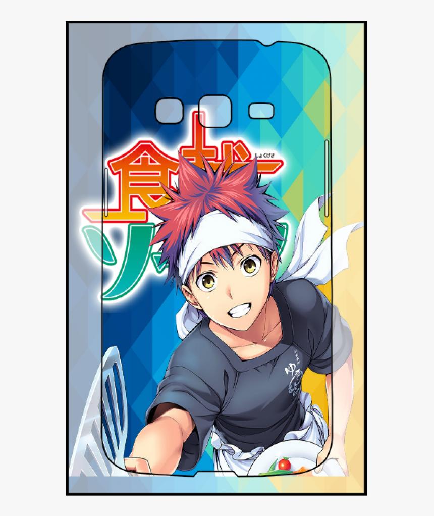 Soma Food Wars Manga, HD Png Download, Free Download