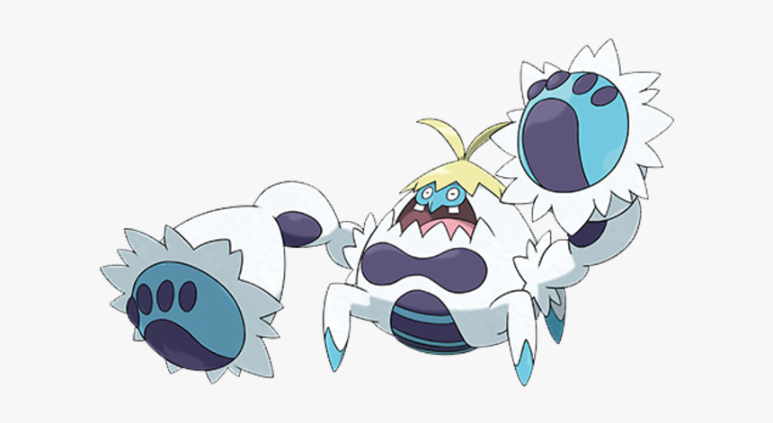 Crabominable Pokemon, HD Png Download, Free Download