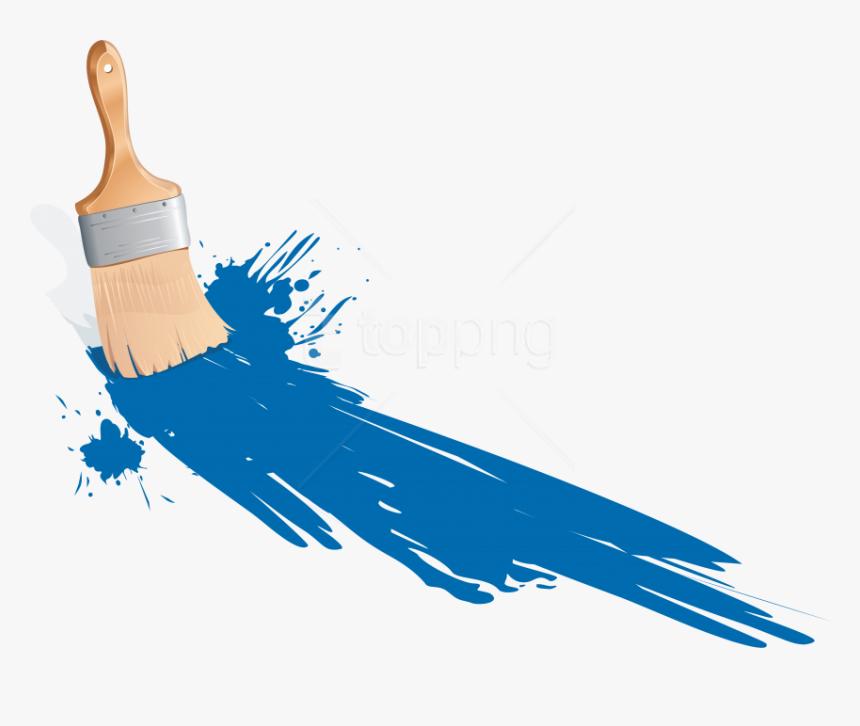 Transparent Paint Streak Png - Paint Gif Transparent Background, Png Download, Free Download