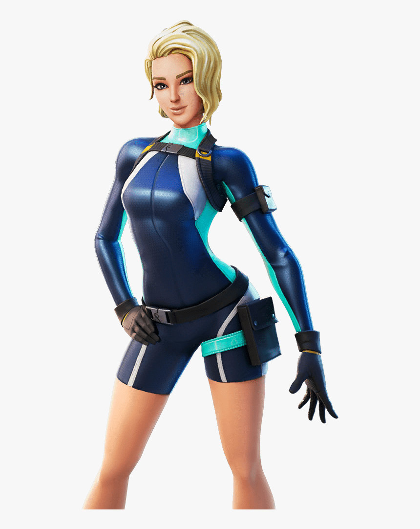 10 Leaked Skin - Fortnite Surf Rider Skin, HD Png Download, Free Download