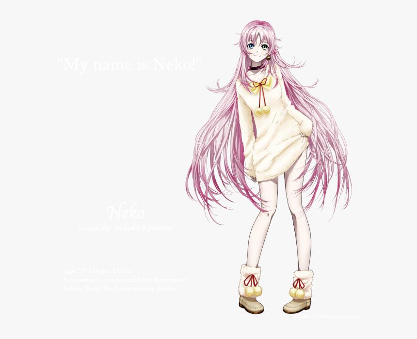 Neko - Project K Neko, HD Png Download, Free Download