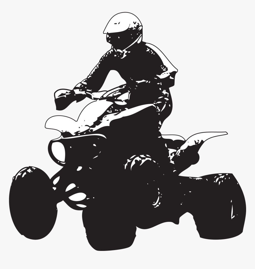 All-terrain Vehicle Motorcycle Honda Powersports Atv - Quad Png, Transparent Png, Free Download
