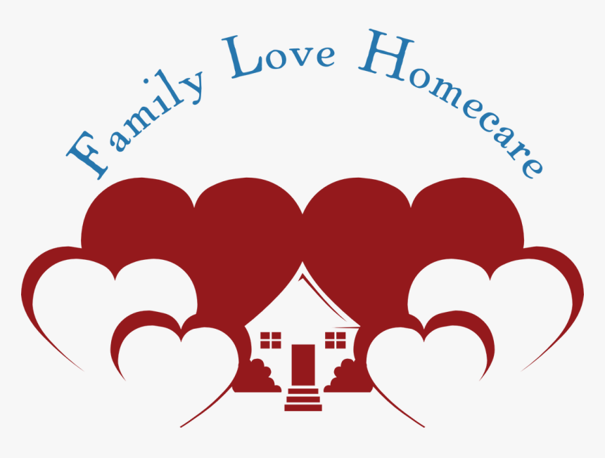 Family Love Homecare Logo - Home Care In The United States, HD Png Download, Free Download