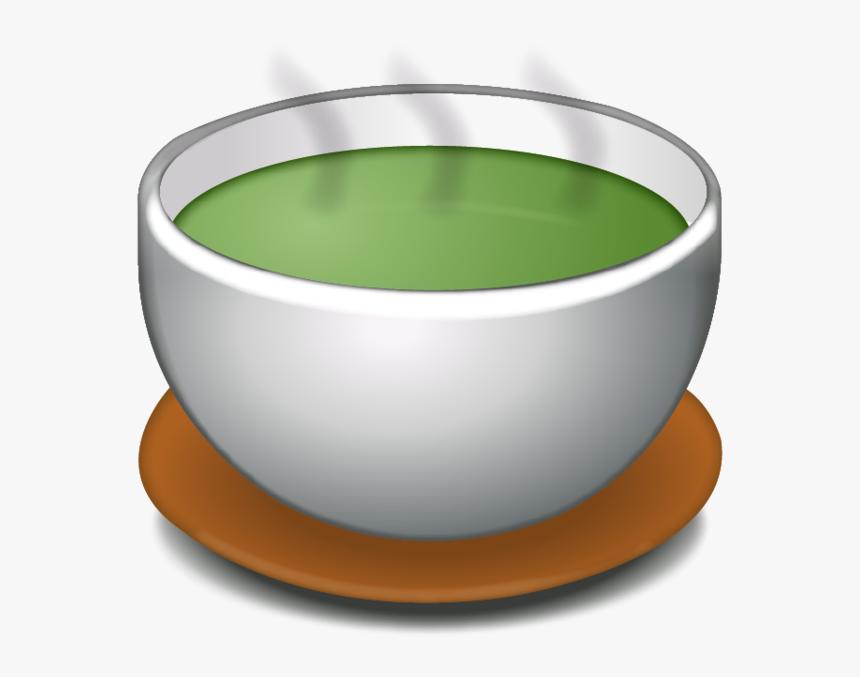 Bowl Of Soup Transparent Image - Soup Emoji Png Whatsapp, Png Download, Free Download
