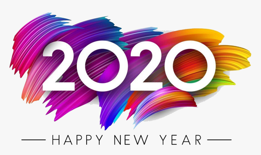 Happy New Year 2020 Png Picture