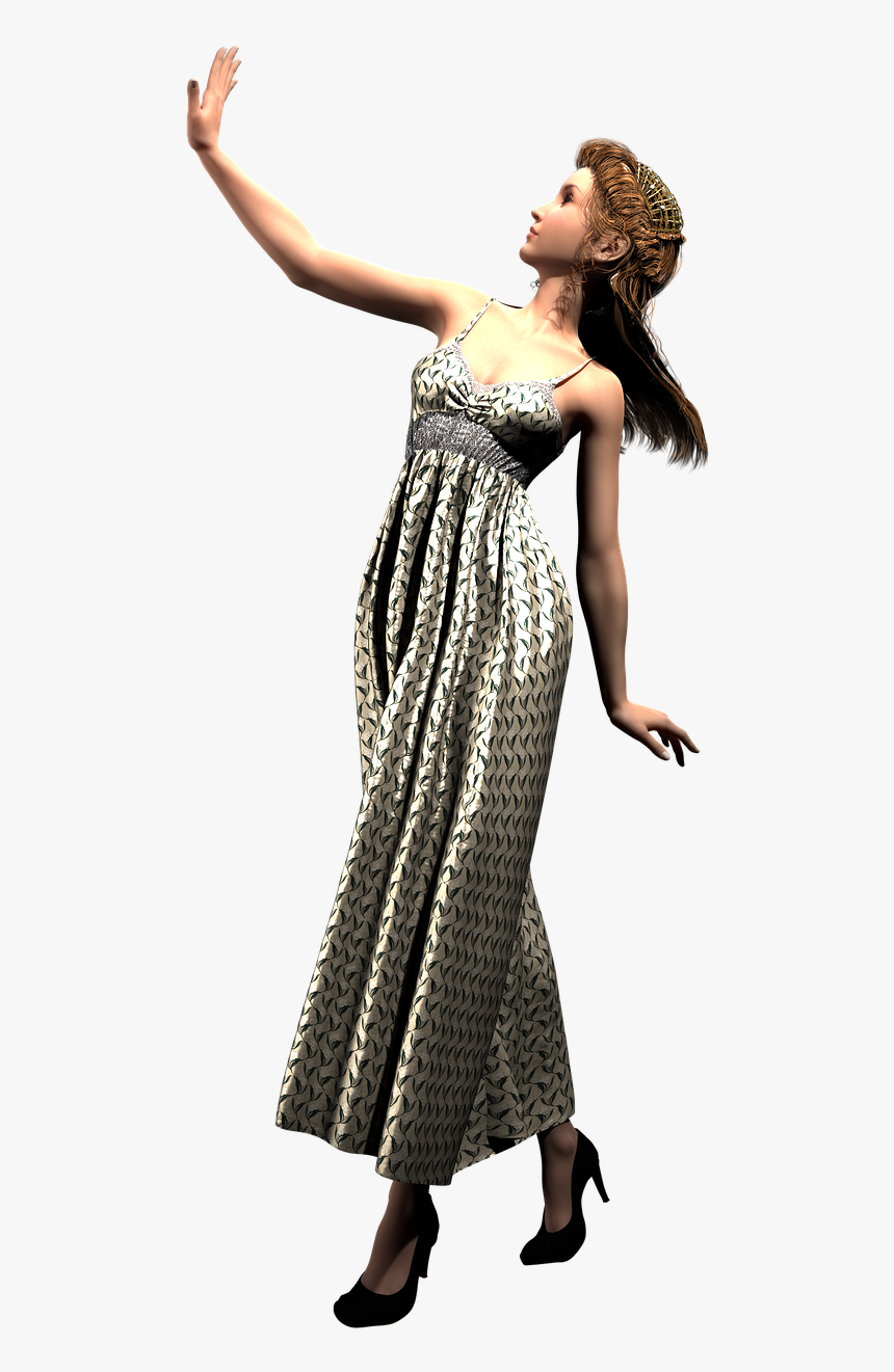 Girl Standing Pose Free Picture - Photo Shoot, HD Png Download, Free Download