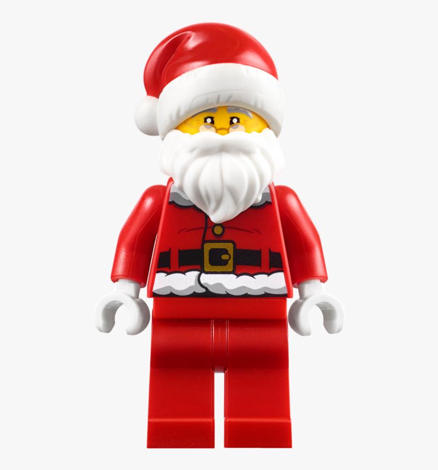 Lego Santa Minifigure Au, HD Png Download, Free Download