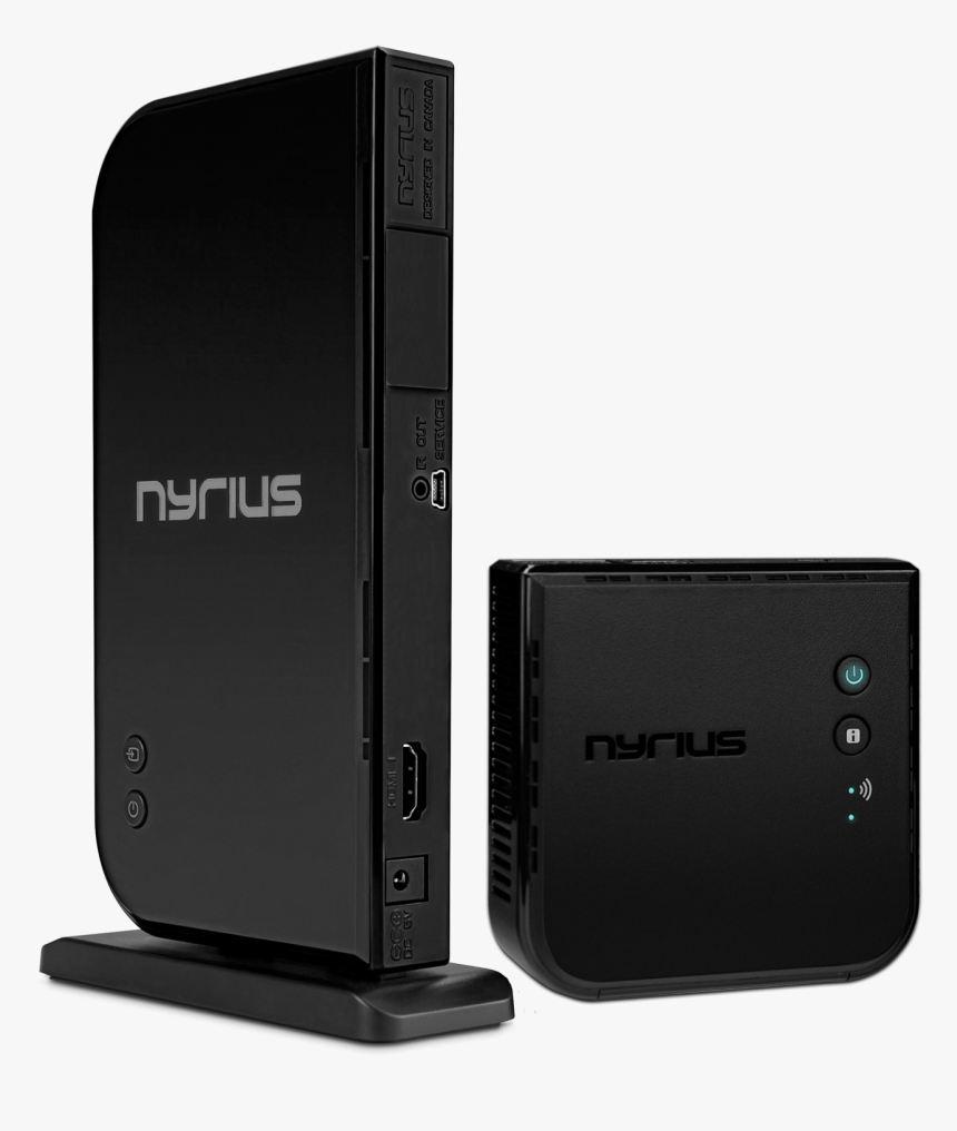 Aries Home Wireless Hdmi Transmitter & Receiver - Wireless Hdmi Adaptor, HD Png Download, Free Download