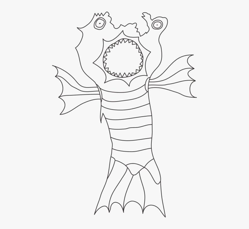 Transparent Pinstripes Png Desenho Colorir Super Monstros Png
