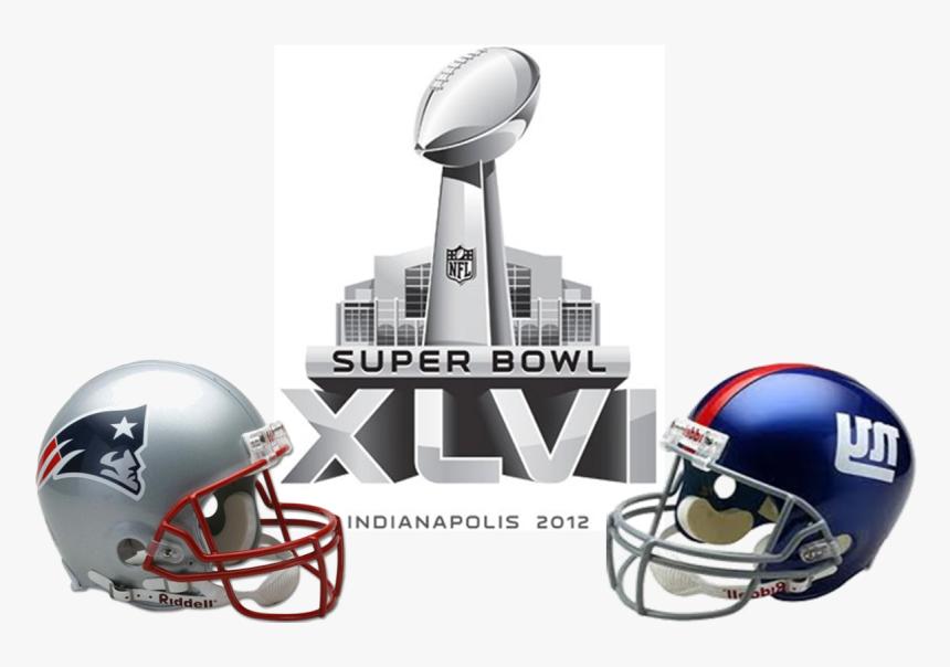 Nfl Super Bowl Xlvi, HD Png Download, Free Download
