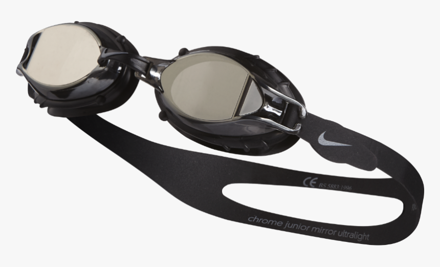 Nike Chrome Mirror Kids - Glasses, HD Png Download, Free Download