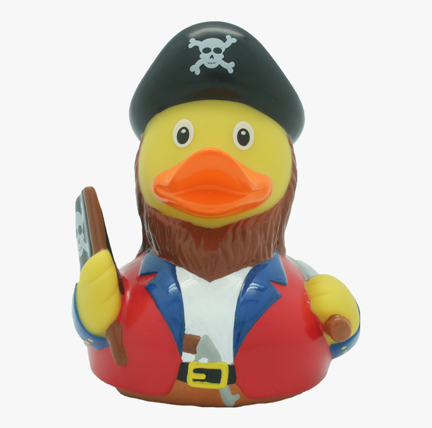 Duck With Red Beard, HD Png Download, Free Download