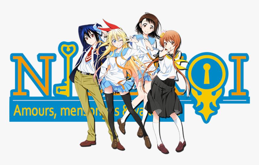 Nisekoi Logo Png, Transparent Png, Free Download