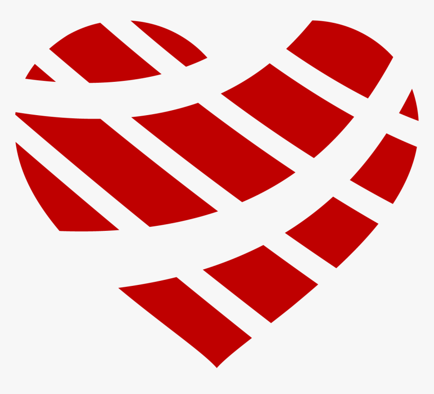 Heart Templates For Cake Decorating, HD Png Download, Free Download