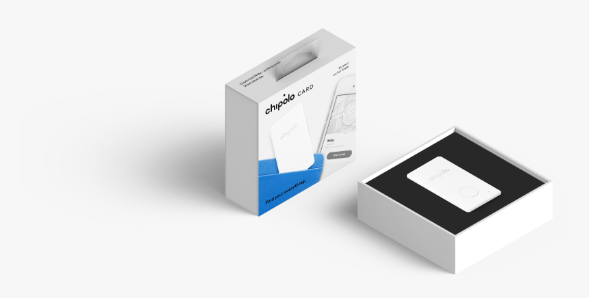 Hd Chipolo Bluetooth Item - Chipolo Card Packaging, HD Png Download, Free Download