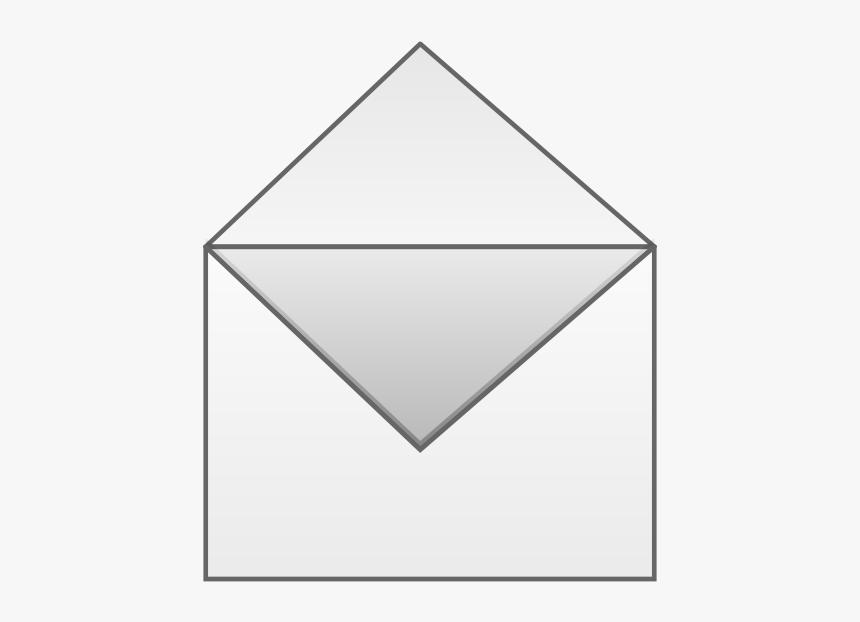 Open Envelope Png Images - Envelope Clip Art Open, Transparent Png, Free Download