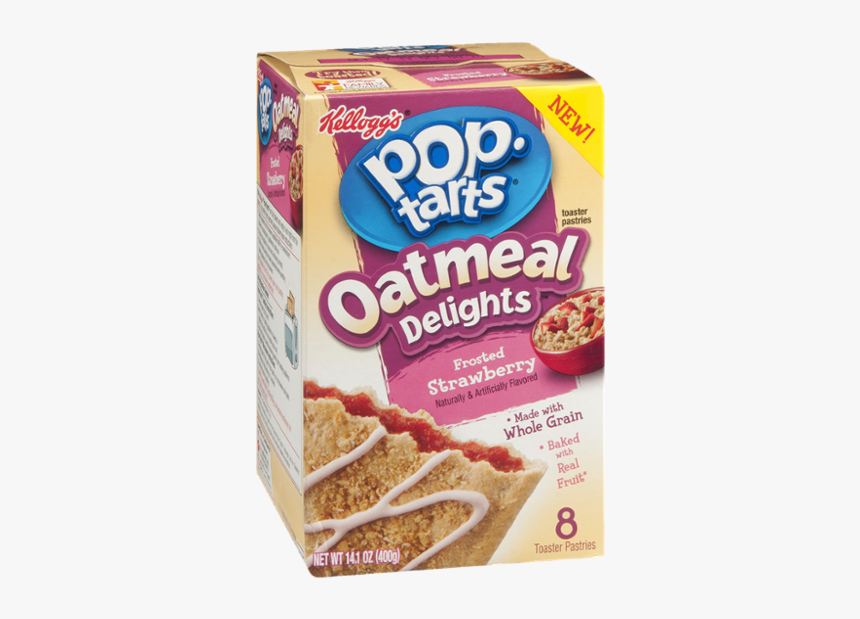Oatmeal Delights Strawberry Pop Tarts, HD Png Download, Free Download