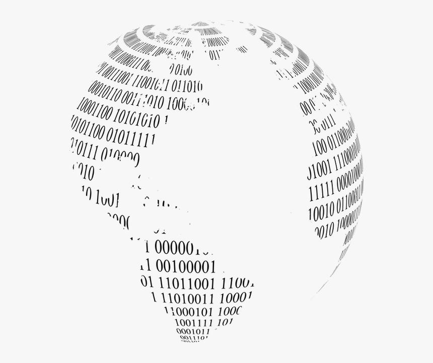 Binary, Random, Numbers, Digital, Ones, Zeroes, 1,, HD Png Download, Free Download