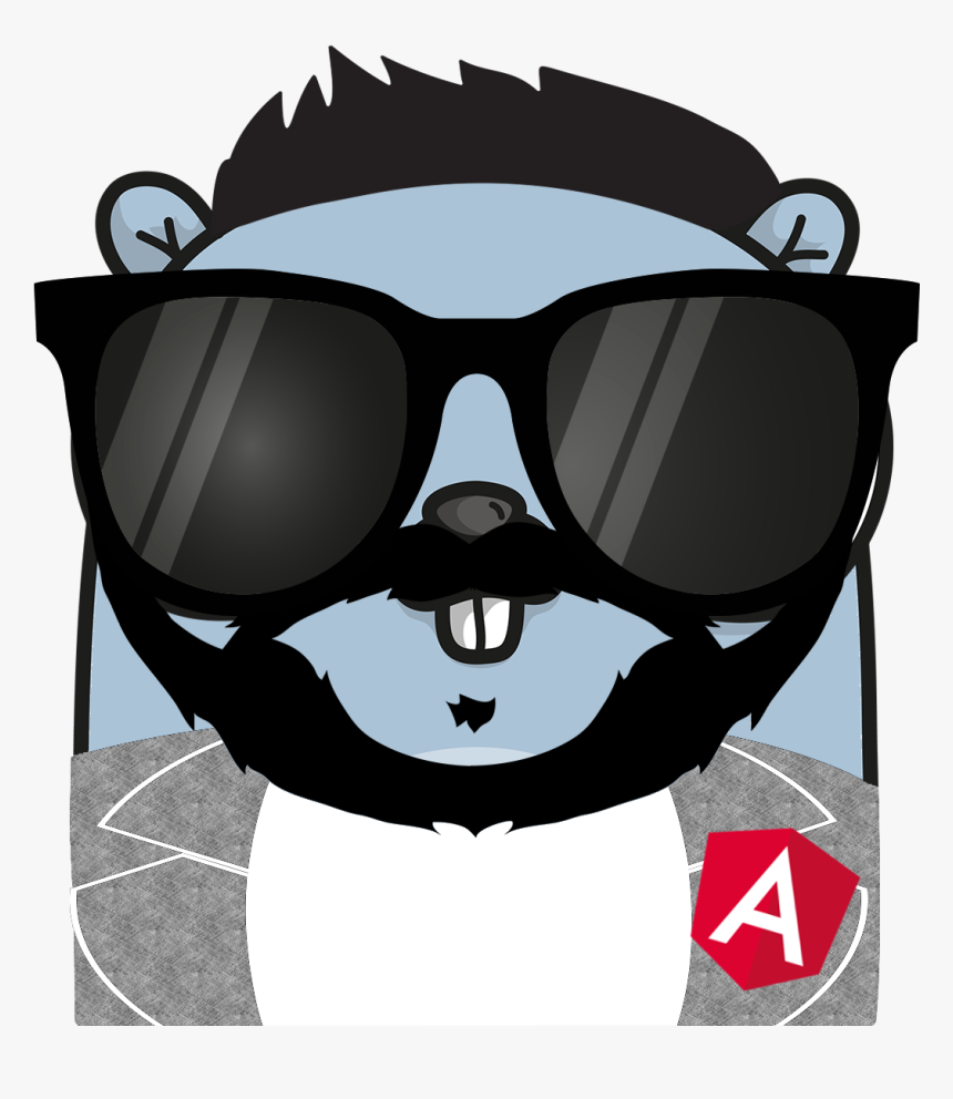 Gopher Golang, HD Png Download, Free Download