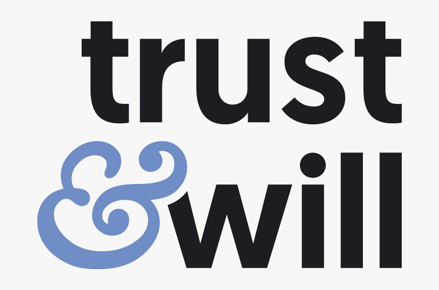 Trust&will - Graphic Design, HD Png Download, Free Download