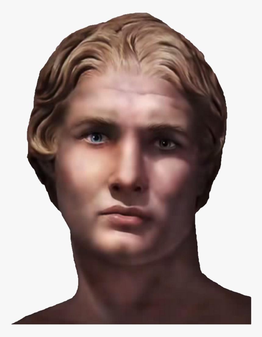 Alexander Macedonian Real Face, HD Png Download, Free Download