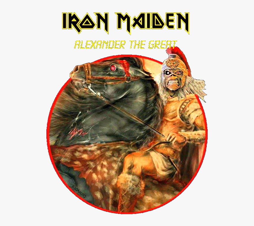 Transparent Alexander The Great Png - Iron Maiden Alexander The Great Remastered, Png Download, Free Download