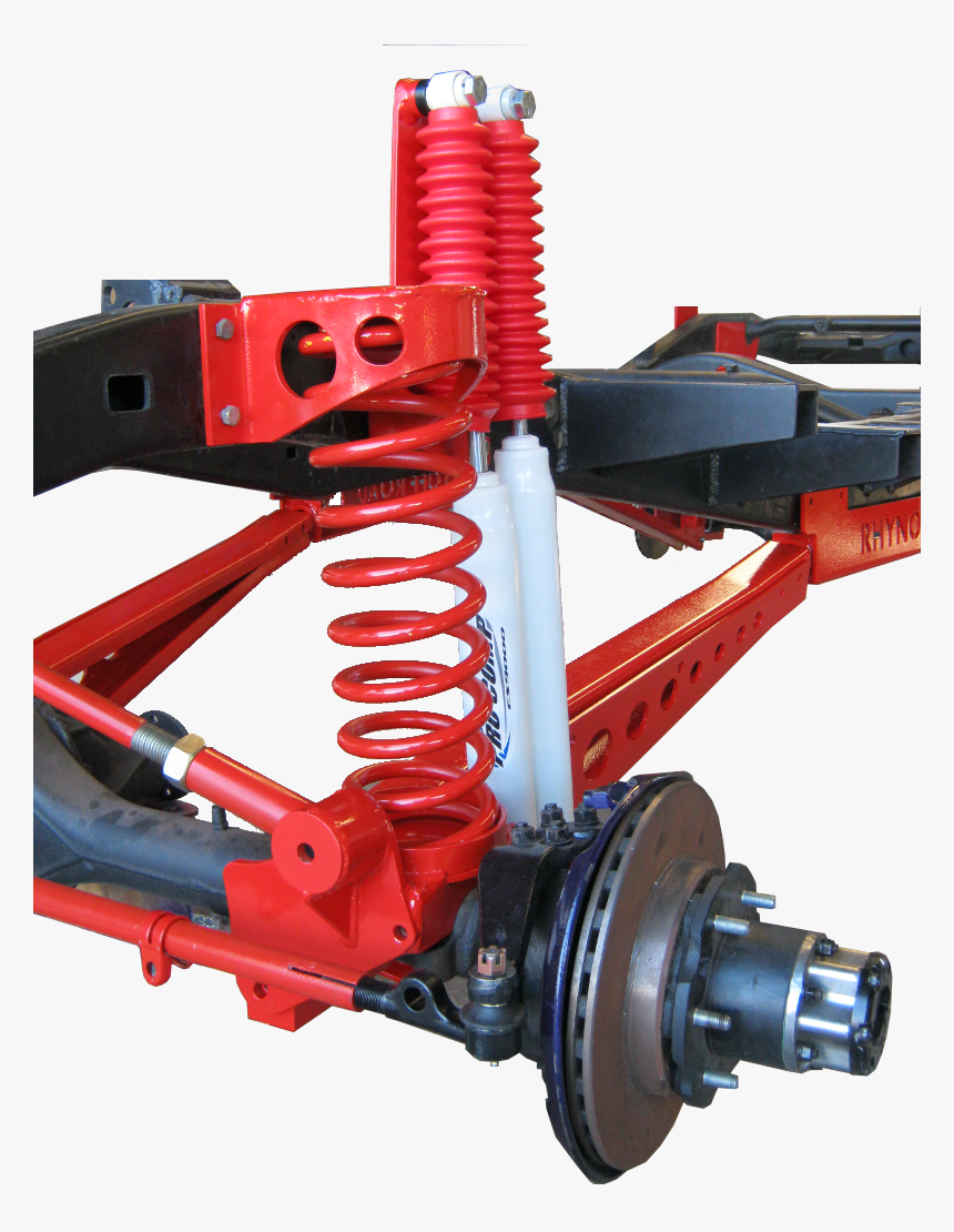 Rhyno Ss Coil , Png Download - Suspension Off Road Toyota Fj40, Transparent Png, Free Download