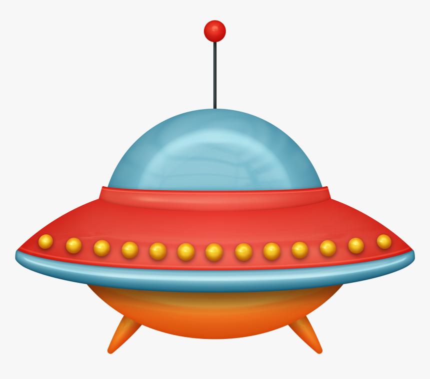 Ufo Cartoon - Alien Spaceship Cartoon Png, Transparent Png, Free Download
