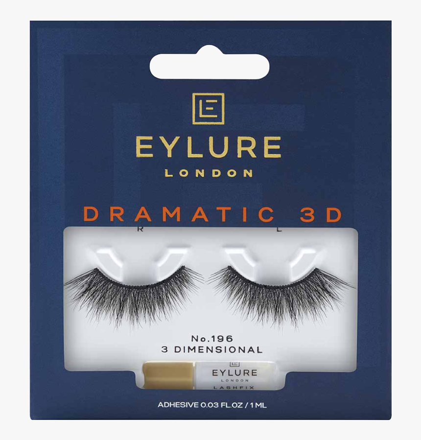 Dramatic 3d No - Eylure Lashes, HD Png Download, Free Download