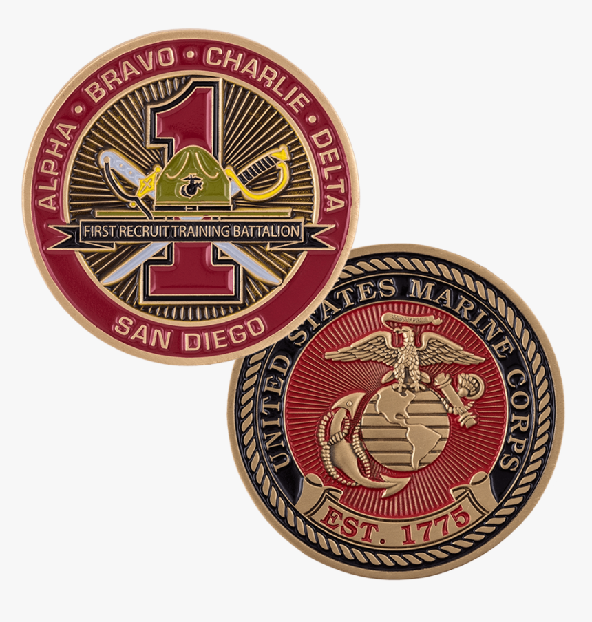 Camp Lejeune Challenge Coins, HD Png Download, Free Download