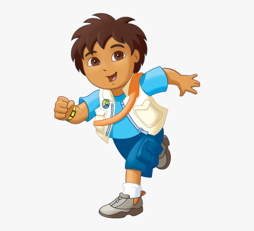 Nickipedia - Go Diego Go Diego, HD Png Download, Free Download