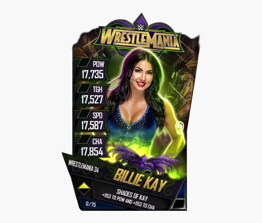 Buddy Murphy Wwe Supercard, HD Png Download, Free Download