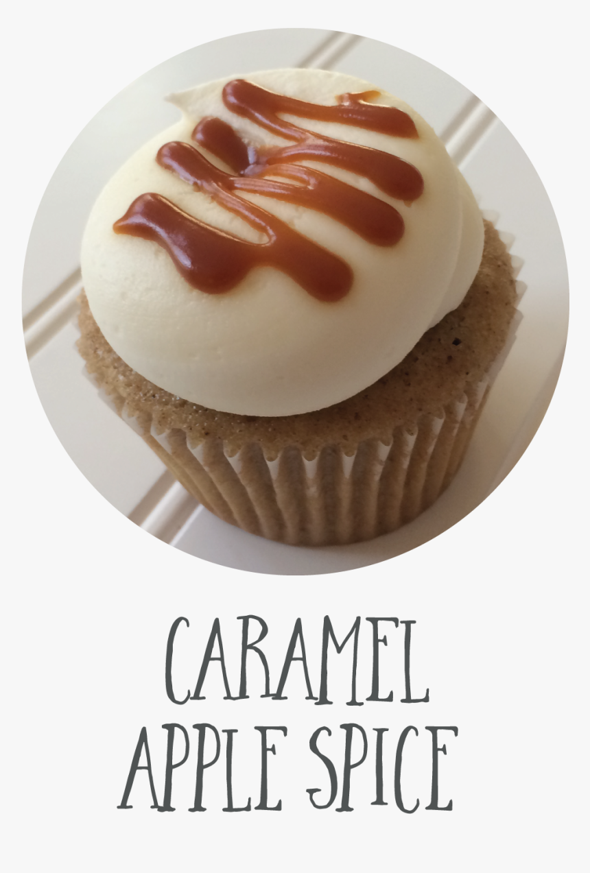 Caramel Apple Spice - Cupcake, HD Png Download, Free Download